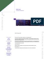 Corporate Introduction SAIA - SHOR AROS