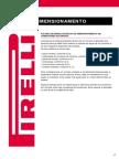 Pirelli - Dimensionamento Condutores
