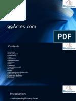 99Acres company