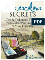 Watercolor Secrets
