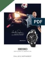 Seiko Katalog