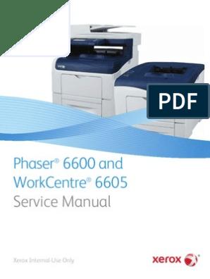 Fru Xerox 550 Sheet Pwba Opt Fdr