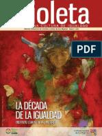 Revista Violeta | No. 14 - La década de la igualdad