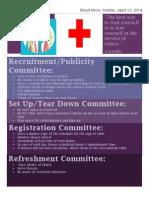 volunteer committees