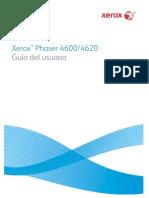 Guia Phaser 4600 Usuario