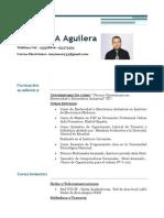 Curriculum Mauricio Aguilera