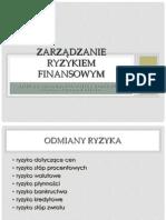 Zarządzanie ryzykiem finansowym 3