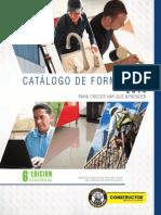 Catalogo Formacin
