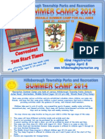 2014 Summer Camp Brochure