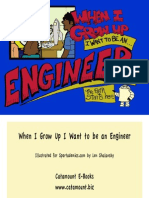 I want to be Engineer