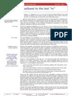 IC3 Letter-5 Broadband