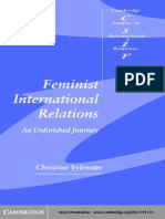 j ann tickner gender in international relations summary