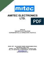 MWL05 Manual