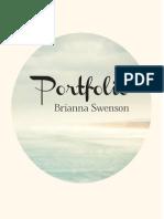 Brianna Swenson Portfolio Project