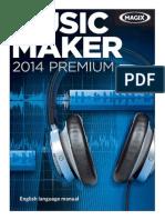 Magix MusicMaker 2014 Premium User Guide