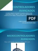 CONTROL REMOTO DE ROBOTS USANDO MÓDULOS DE RADIOFRECUENCIA XBEE A 2.4GHZ CON CAPACIDAD DE COMUNICACIÓN SERIAL A DATALOGGER E INTERFAZ GRÁFICA.pdf