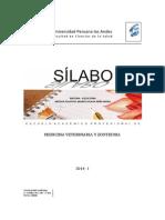 silabo veteriaria marzo 2014