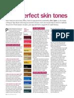 Paint Perfect Skintones.