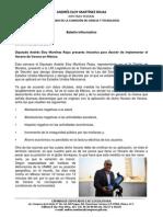 Boletin informativo 04-04-2014