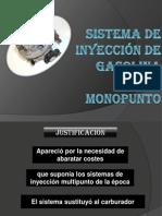 Sistema Monopunto