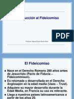 CLASE 01 Introducción al Fideicomiso