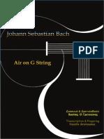 Air on G String - Guitar & Flute