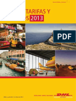 Dhl Express Rate Guide Pe Es 12072013