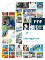 Clorox 2012 Executive Summary English