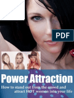 How to Attract Women Into Your Life