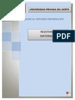 Resistencia de Materiales -Esfuerso vs Deformacion