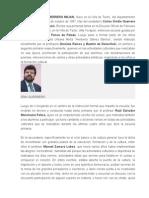 Biografias Erik Nolberto Guerrero Milian