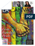 LA Canvas Newspaper Issue 6