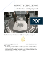 The CIA Impunity Challenge