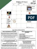 KNH Calendar Apr2014