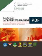 Buku Panduan Lesson study