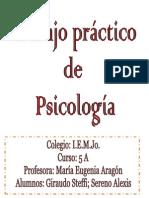 Psicoanálisis-Conductismo