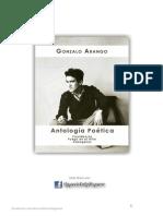 Gonzalo Arango - Antología Poética (Material exclusivo LeyendoEnLaHoguera)