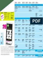 2014 Winnipeg Jazz Festival Schedule