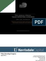 Sahm Adrangi Kerrisdale Capitals Top Equity Investment