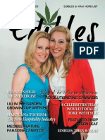 Edibles List Magazine March April Issue