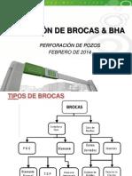 Brocas y Config de Bha