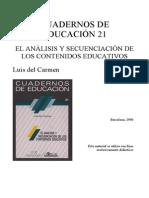 2. a. DEL CARMEN-Criterios de Secuenciacion