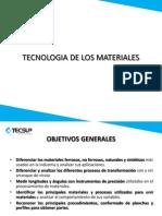 (Sesión 1) Clasificación y propiedades de los materiales