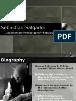 Tribute to Sebastião Salgado