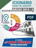 Unms2014 II 9solucionario