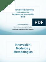 Modelos y Metodologias de Innovacion