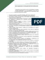 EDF Perfil Egresado Nivel Primaria
