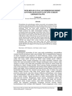 2 Fasdarsyah - Kajian Sumur Resapan Dalam Mereduksi Debit Limpasan Kawasan Lancang Garam Lhokseumawe