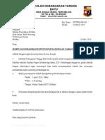 Surat Jemputan Majlis