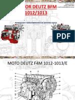 Curso Reparacion Mantenimiento Motores Deutz 1012 1013 Bfm